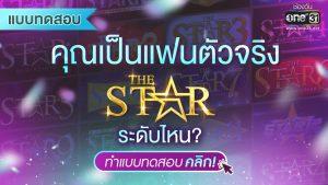 แฟนตัวจริง the star
