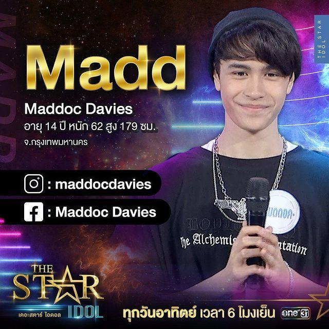 ประวัติ Madd The Star Idol